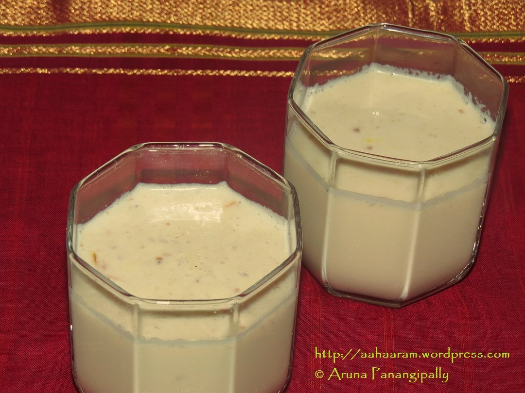 Thandai – Holi and Maha Shivaratri Special