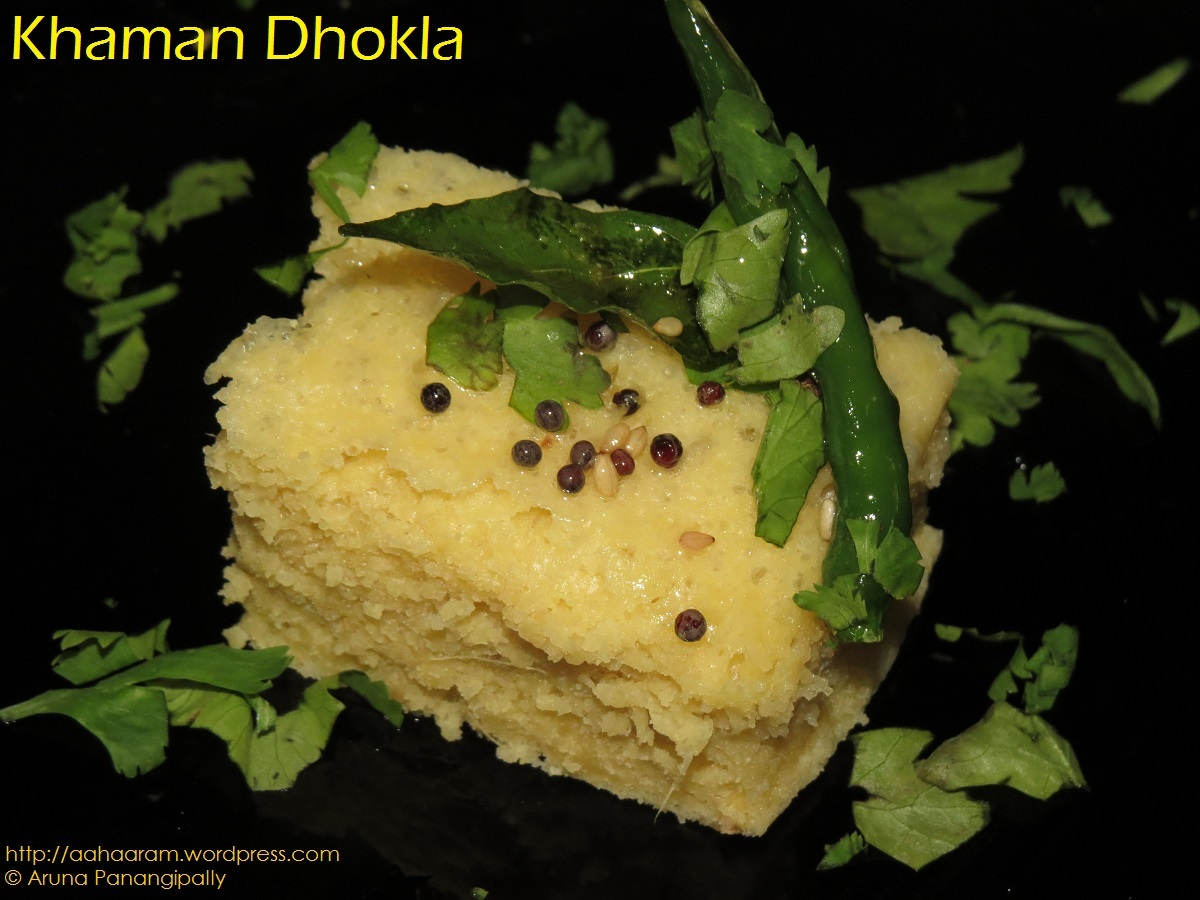 Khaman Dhokla – Steamed, Low-Calorie Snack from Gujarat