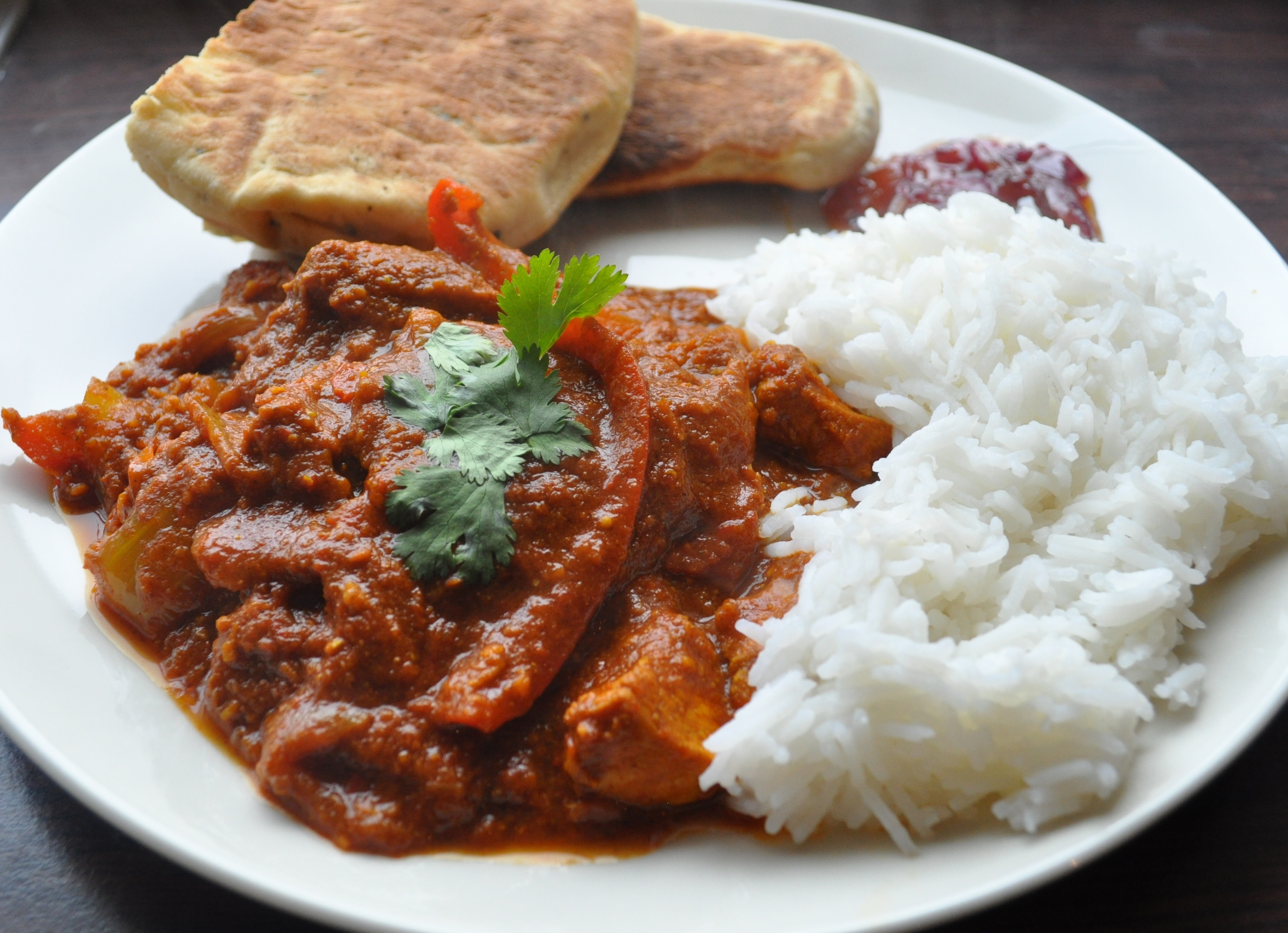 Jalfrezi Curry