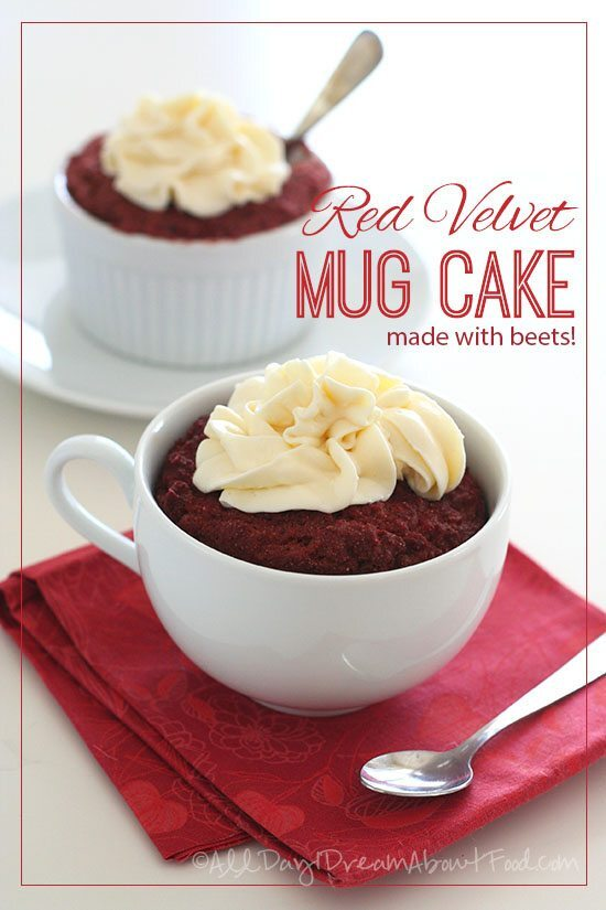 steamed red velvet cake