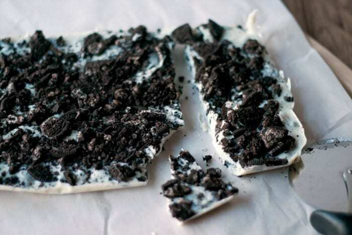 Oreo Bark Recipe is Delicious!
