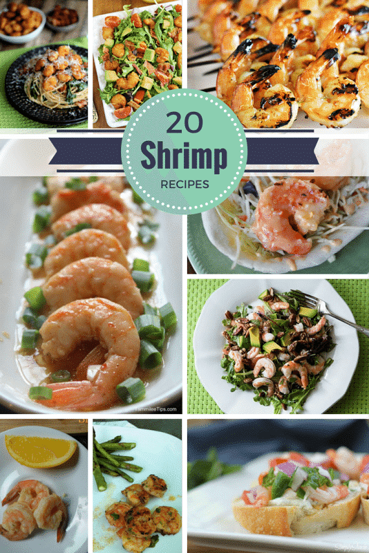 20 Shrimp Recipes
