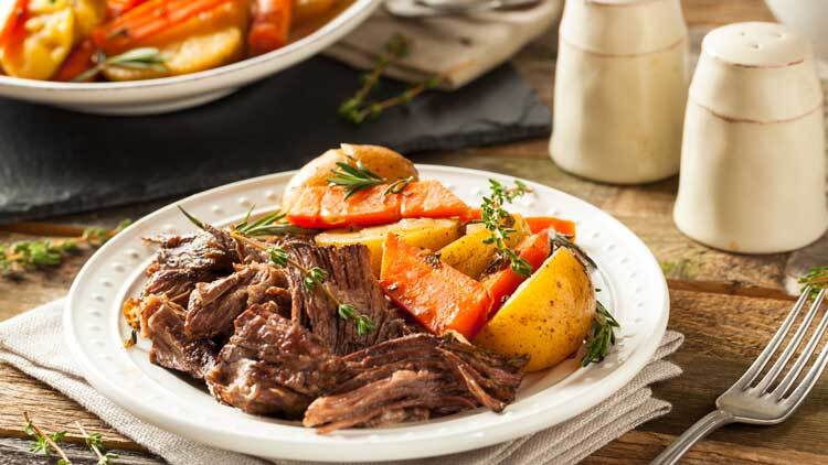 Slow Cooker Pot Roast – How to Make the Best Pot Roast Ever