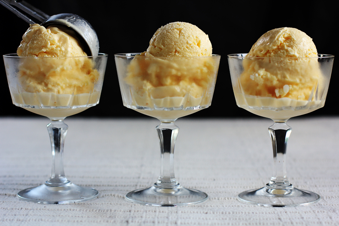 Cheese Ice Cream