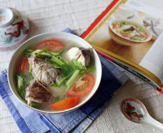 Fish head soup recipes mytaste for Fish head soup recipe