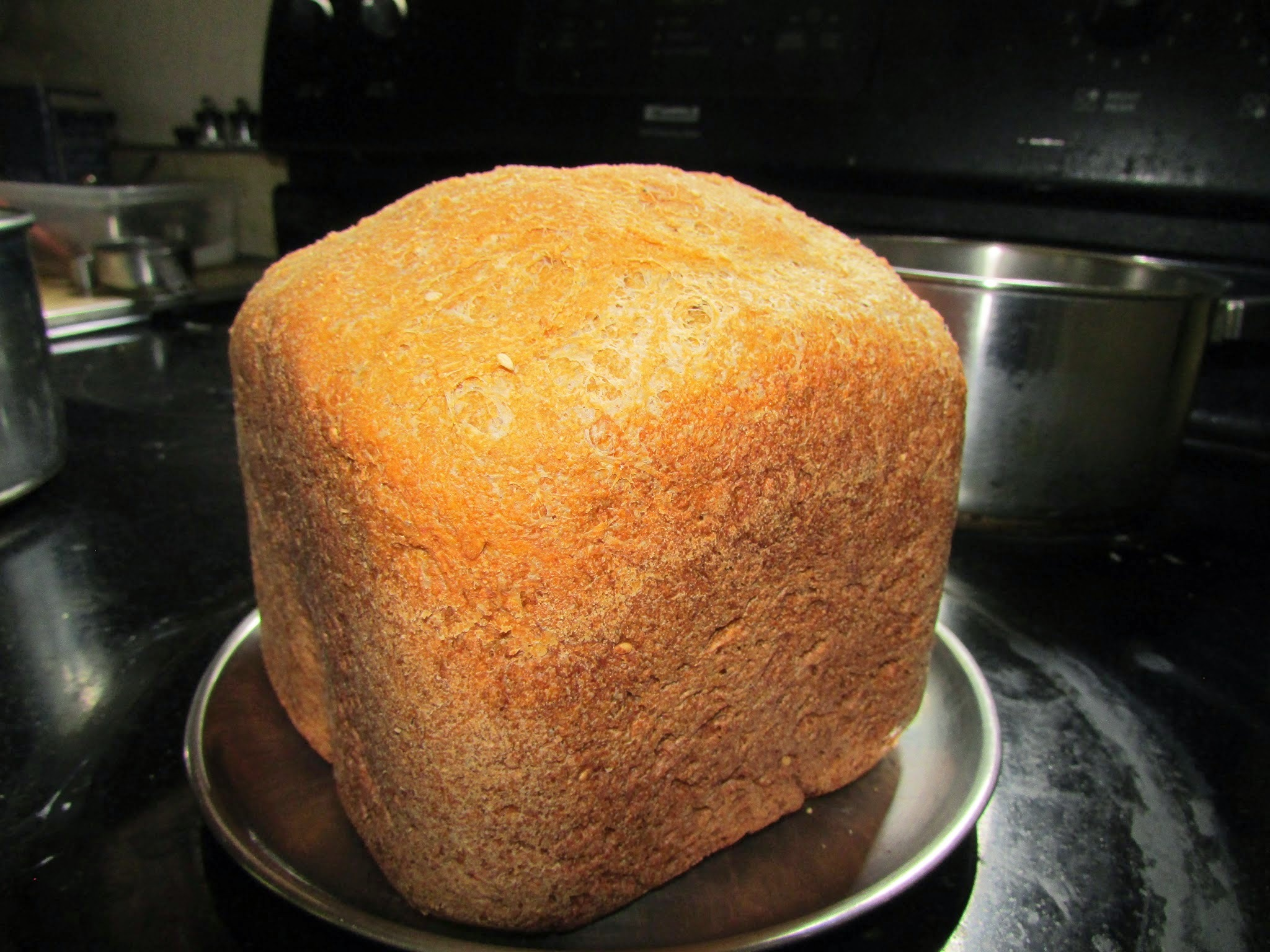 Baking bread at home