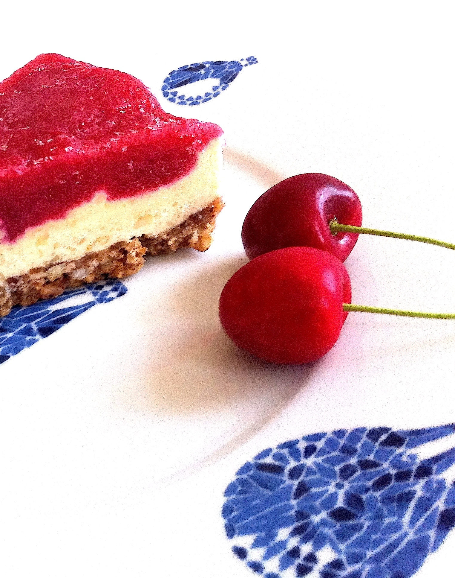 Vegan cheesecake recept