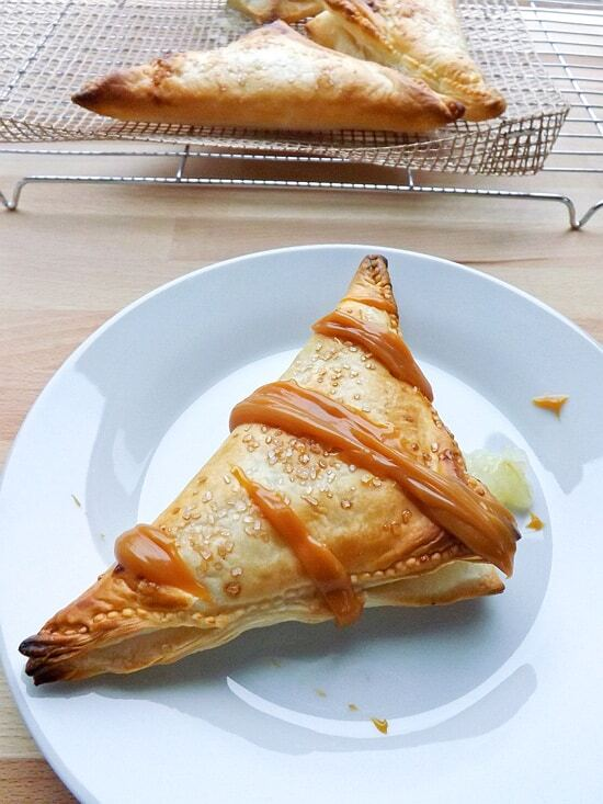 quick and easy apple turnover