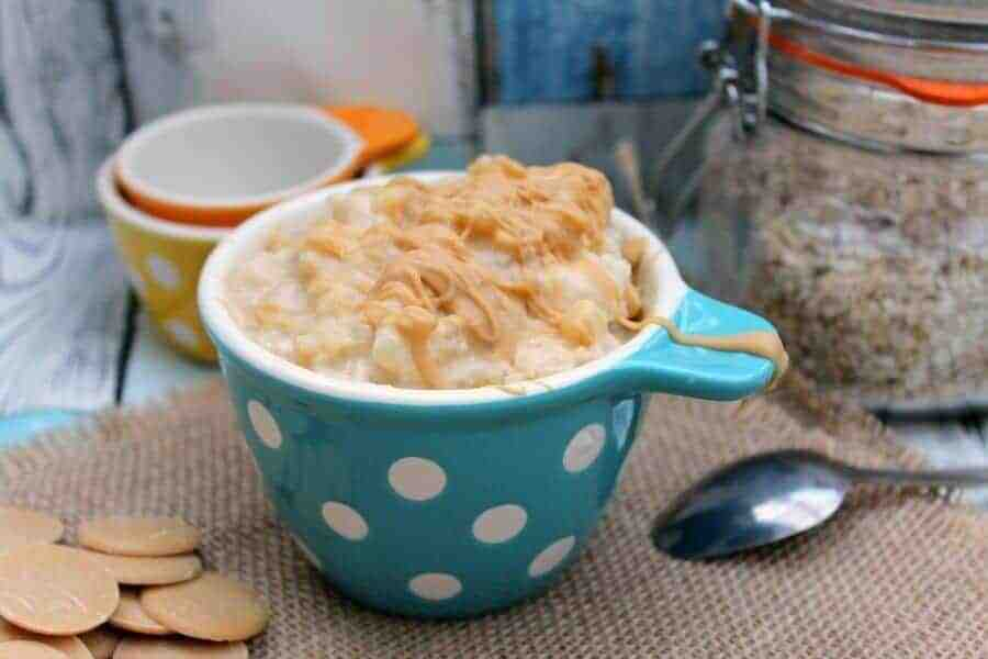 Creamy Caramac Slow Cooker Rice Pudding