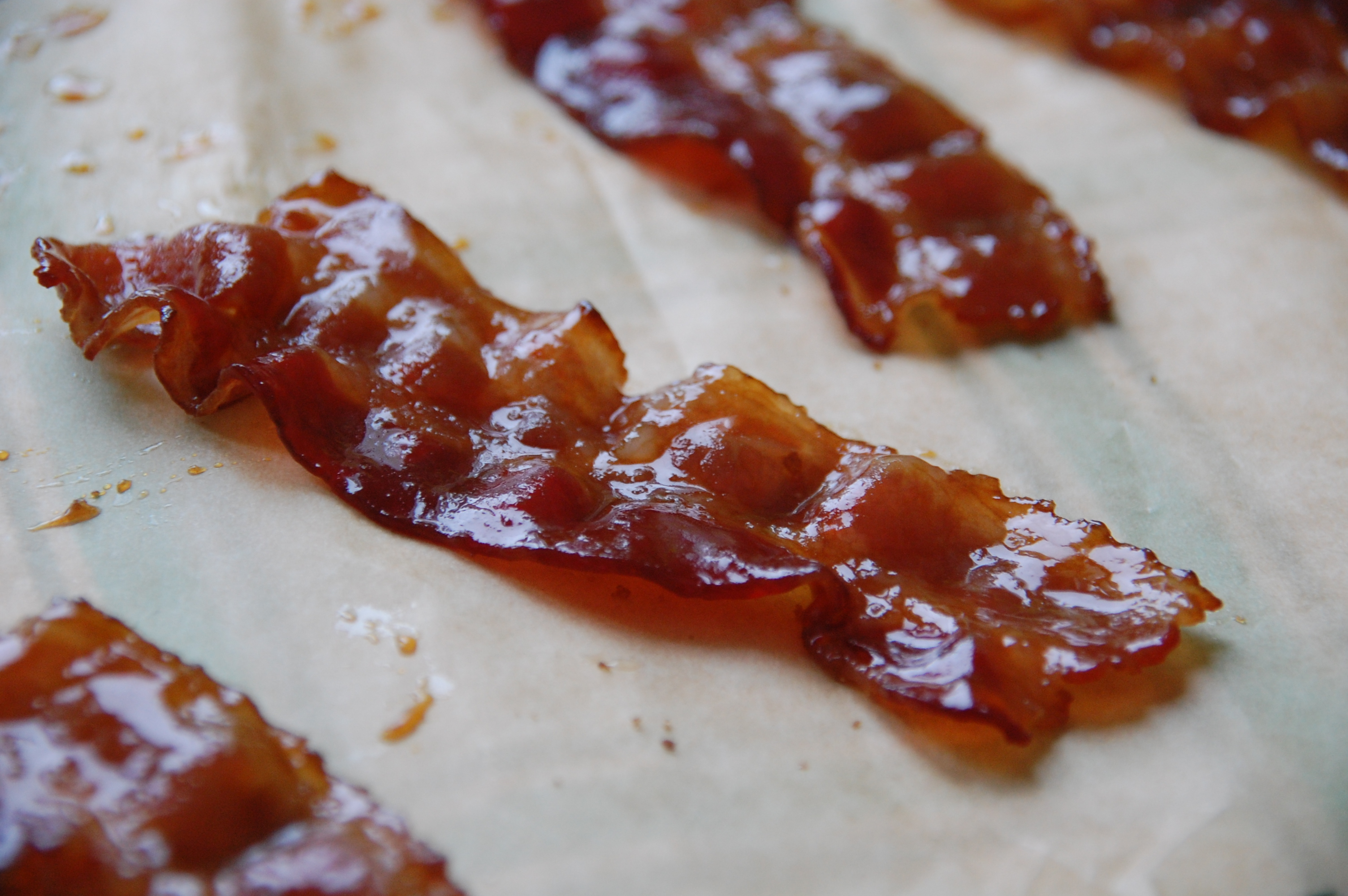 Candy Bacon (Kanderat bacon)