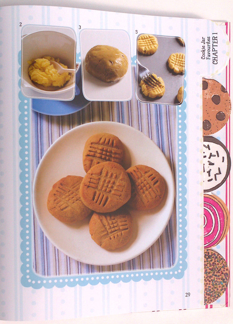 Parragon Book Buddy – Make Bake Cookies, the Recipe Book