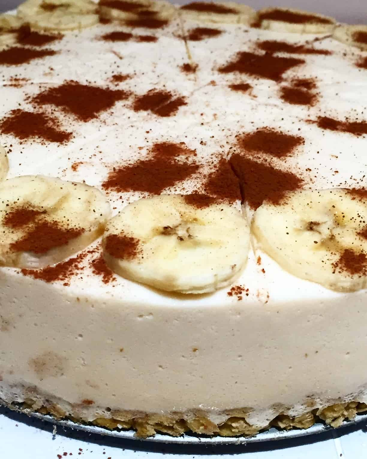 2 Syn Banoffee Cheesecake | Slimming World
