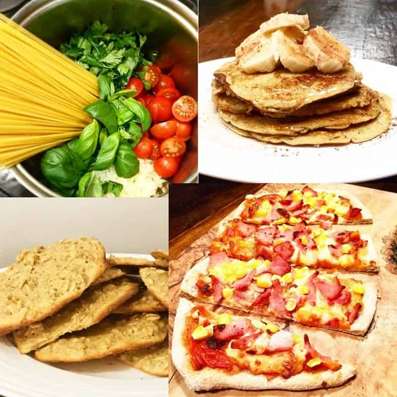 Seven Day Meal Plan | Slimming World