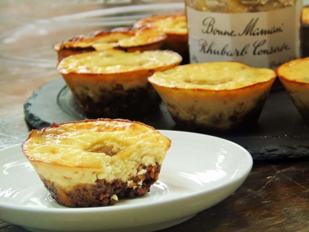 Low Syn Individual Baked Cheesecakes | Slimming World