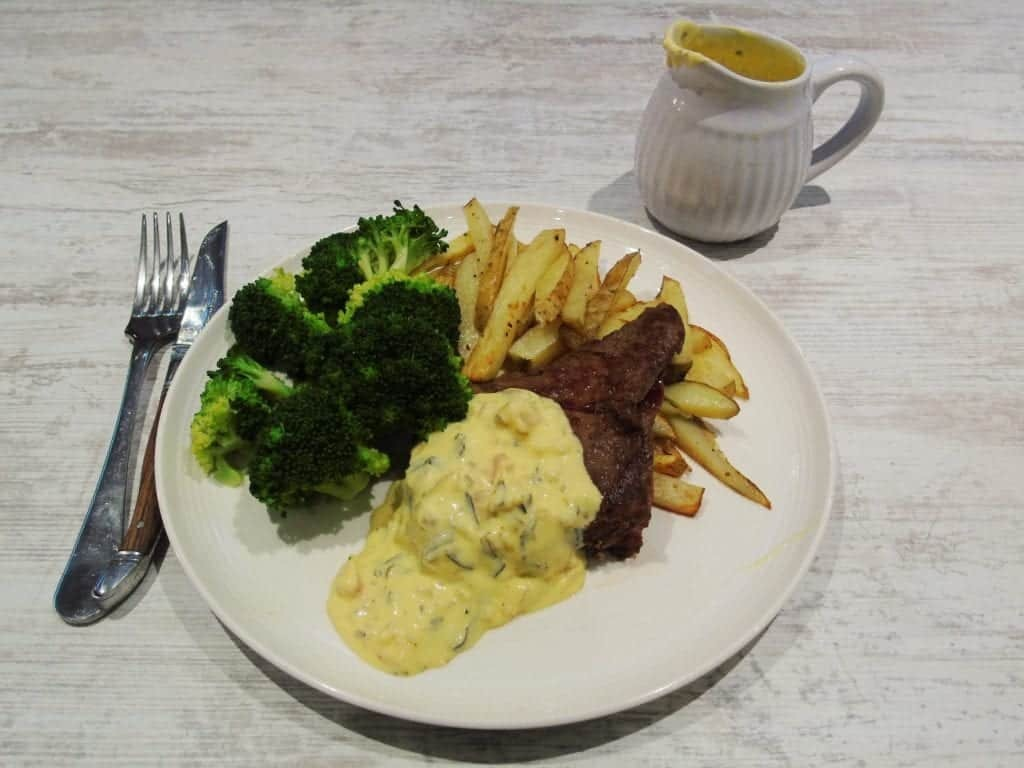 Low Syn Bearnaise Sauce | Slimming World