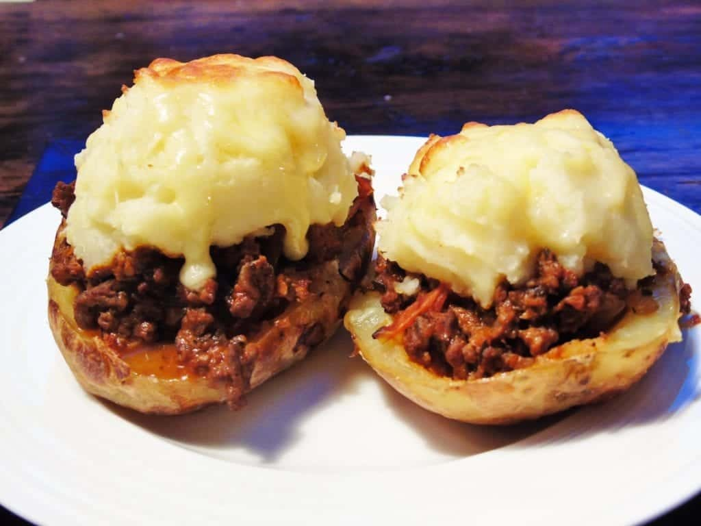 Syn Free Shepherds Pie Jacket Potato | Slimming World