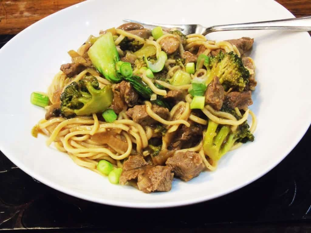 Syn Free Beef & Broccoli Stir Fry | Slimming World