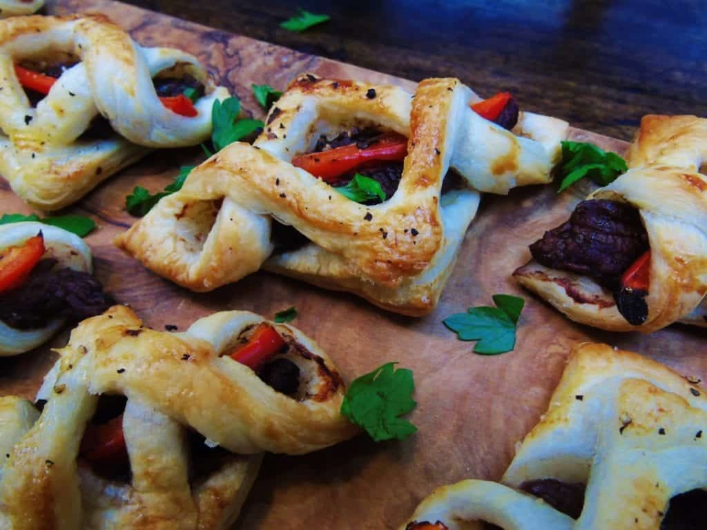 Party Food: Low Syn Steak & Pepper Nibbles | Slimming World