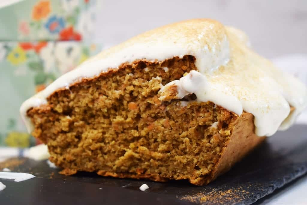 Super Simple Healthy Carrot Cake