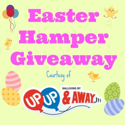 Win an Easter Hamper from Balloons by Up Up and Away!
