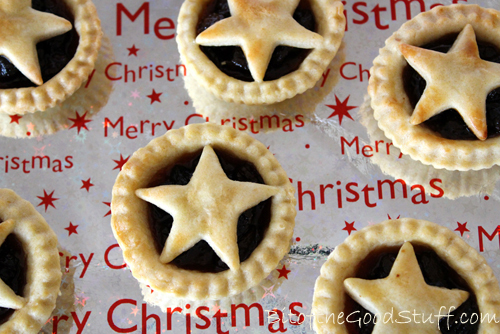Easy Vegan Mince Pies – Suma Bloggers Network
