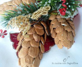 Ricette di decorazioni natalizie con pigne mytaste - Decorazioni natalizie con le pigne ...