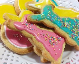 Ricette di glassa per decorare biscotti senza uova mytaste - Uova di pasqua decorati ...