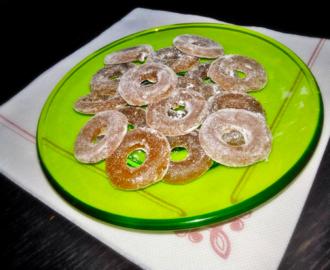 Ricette di caramelle allo zenzero mytaste for Caramelle al miele fatte in casa