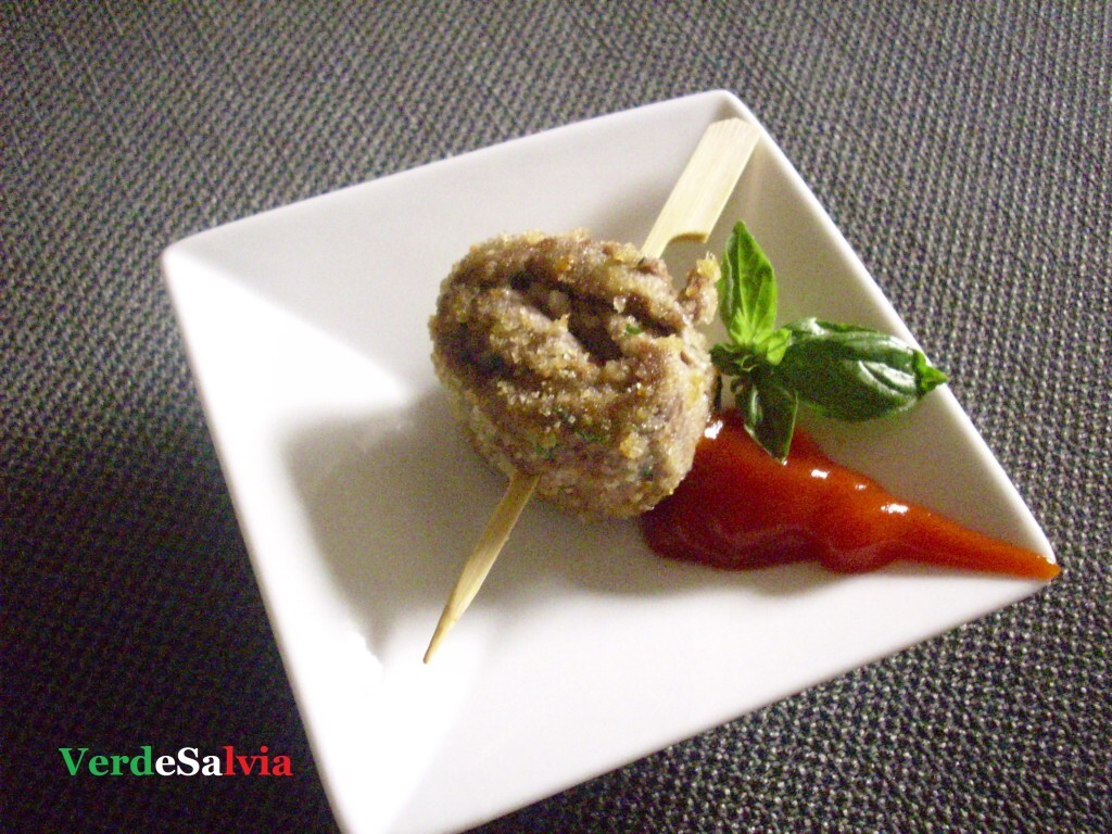 INVOLTINO MESSINESE FINGER FOOD