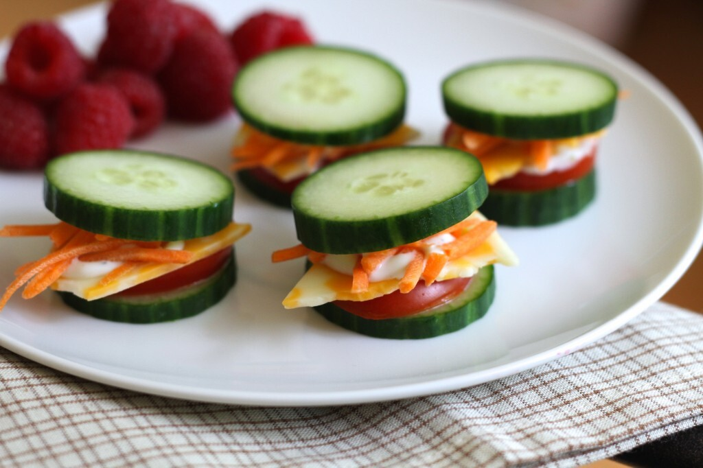 Cucumber Stackers & Packing Kitchen Essentials