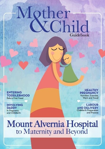 Mount Alvernia Hospital launches new Mother&Child Guide – To Maternity and Beyond