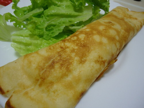 Crepes Vegetarianos