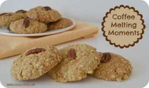 coffee flavoured flapjack recipe