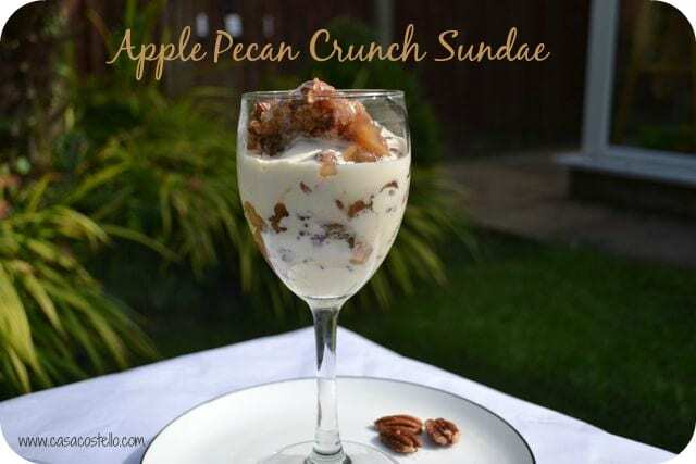 Apple Pecan Crunch – Bake of the Week