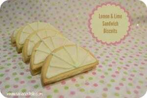 Award Winning Lemon & Lime Sandwich Biscuits – Bake of the Week