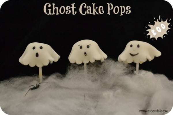 Halloween Cake Pops – Bake of the Week