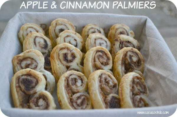 Apple & Cinnamon Palmiers – Bake of the Week