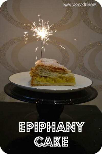 Epiphany Cake – Bake of the Week