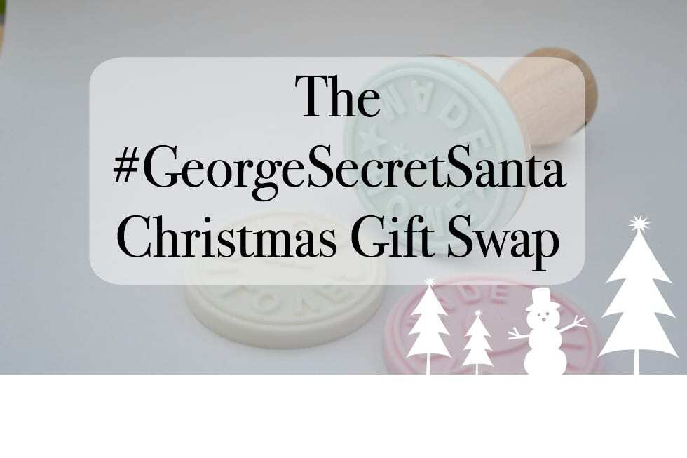 Christmas is coming! #GeorgeSecretSanta