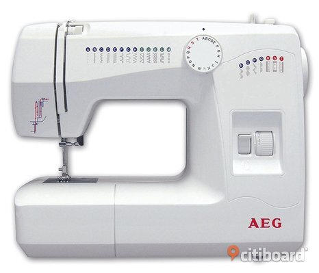 Symaskin - Sewing maschine AEG NM 220