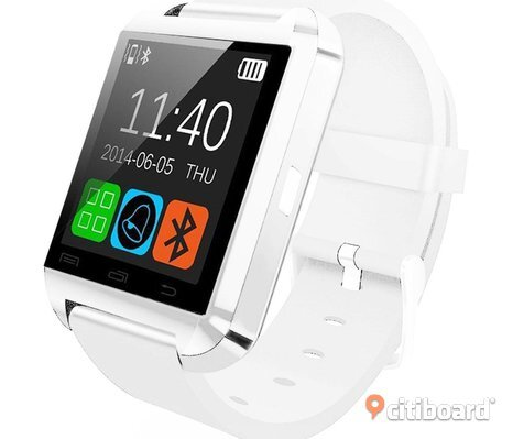 Bluetooth Smart armbandsur Phone  för iOS Android iPhone Samsung HTC LG