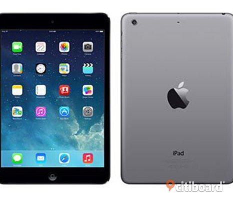iPad Mini Retina 16GB med WiFi, apple tv på köpet