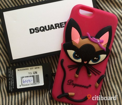 Dsquared iphone 6 skal