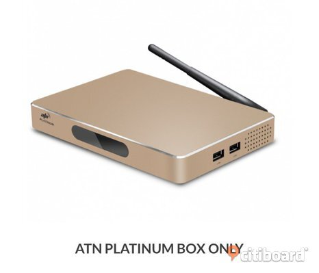 Atn box platinum arabiska iptv