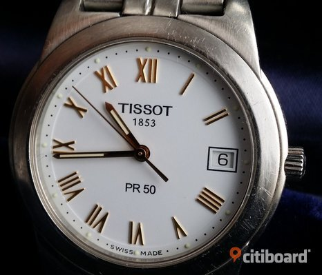 TISSOT 1853 SWISS  MADE ORIGINAL PR50