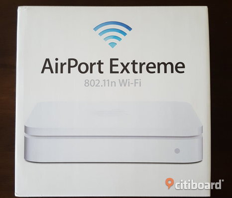AirPort Extreme 802.11n Wi-Fi Apple