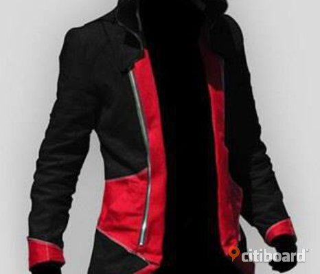 Assassins Creed Hooded Jacket (cosplay)