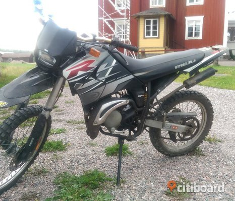 Moped Rieju RRX (Sport Edition)