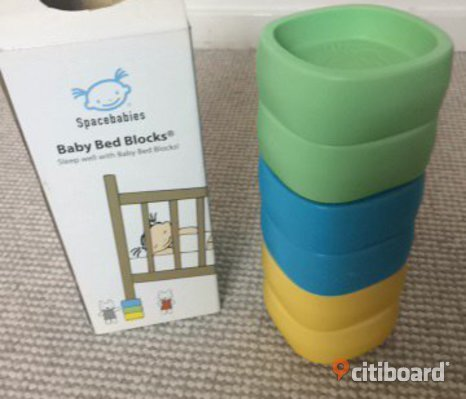 Baby bed blocks