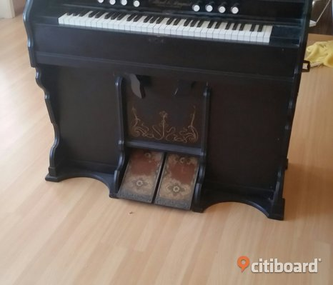 Tramp orgel gratis!